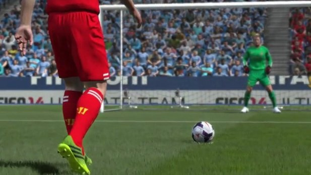 FIFA 14 - Gamescom-Trailer: Die Features der Next-Gen-Fußball-Sim