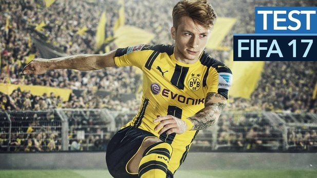 Fifa 17 - Test-Video: Spitzensport mit Frostbite-Engine