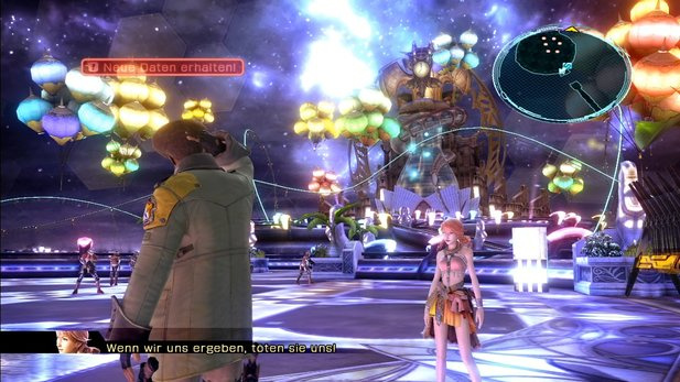 Final Fantasy XIII - Test-Video -