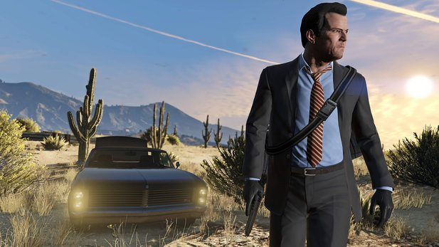 GTA 5 - Test-Video