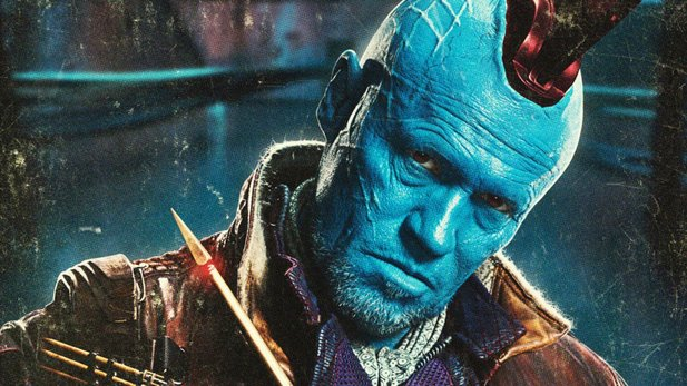 James Gunn hat verraten welche Rolle Yondu in Guardians of the Galaxy Vol. 3 spielen wird.