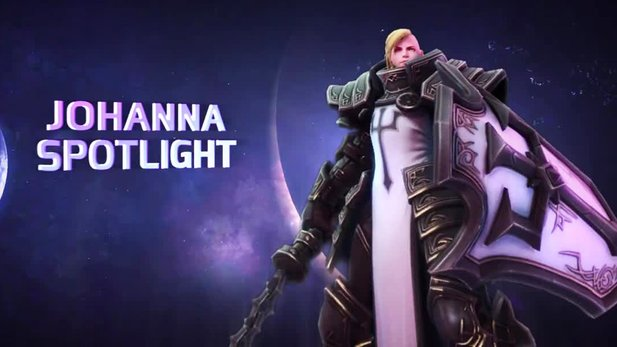 Heroes of the Storm - Champion-Spotlight: Johanna