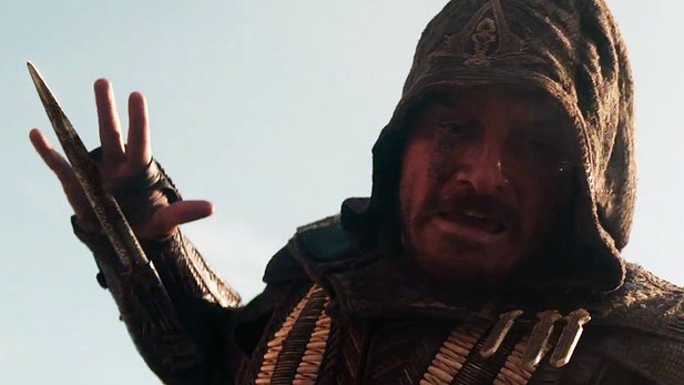 Assassin's Creed - Film-Clip: Spektakuläre Stunts mit Michael Fassbender