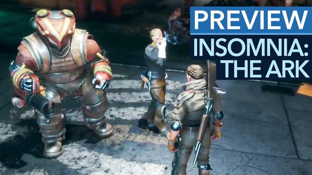 Insomnia: The Ark - Preview-Video zum Rollenspiel-Mix aus Fallout & Bioshock
