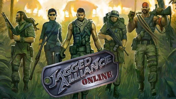 Jagged Alliance Online gibt es ab sofort als »Jagged Alliance Online: Reloaded« ohne Free2Play-Müll.