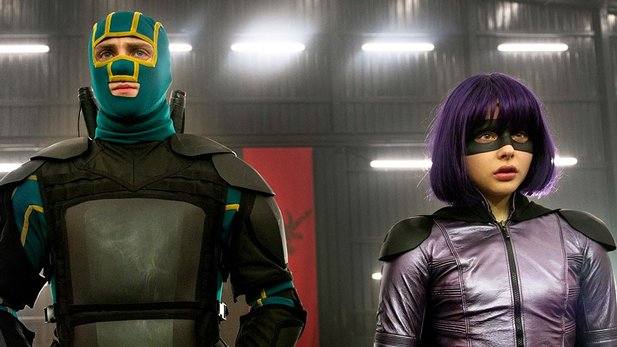 Kick-Ass 2 - Deutscher Trailer zur Superhelden-Satire