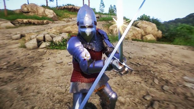 Kingdom Come: Deliverance - Trailer: So funktionieren die Schwertkämpfe