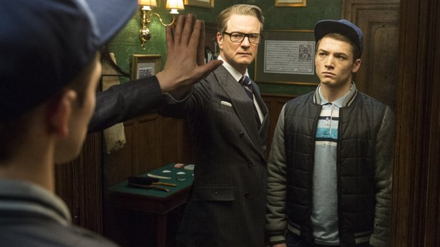 Kingsman: The Secret Service - Der zweite Trailer zur Comicverfilmung