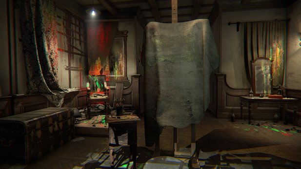 Das Horror-Adventure Layers of Fear gibts im Humble Store aktuell gratis.