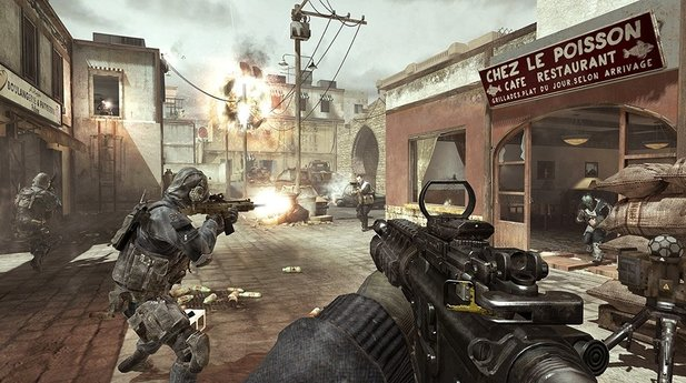Let's Play-Video von CoD: Modern Warfare 3