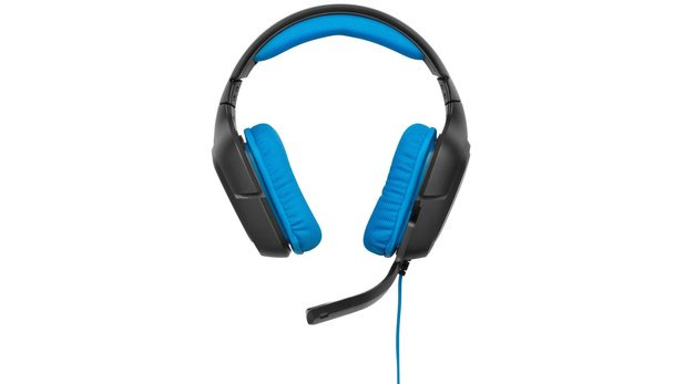 Logitech G430 Surround Sound Gaming Headset im Angebot bei Mediamarkt
