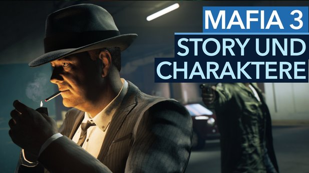 Mafia 3 - Video: Charaktere und Story