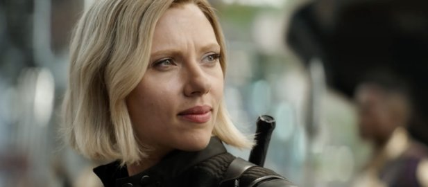 Scarlett Johanssons Black Widow im neusten Marvel-Film Avengers 3.