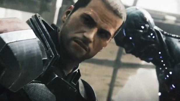Mass Effect 3 - Render-Trailer: Take Earth Back