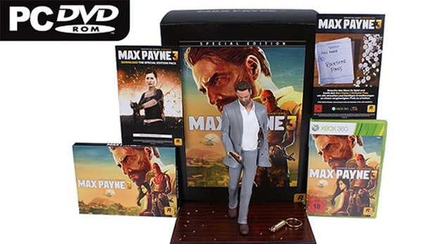 Boxenstopp-Video zur PC-Version von Max Payne 3