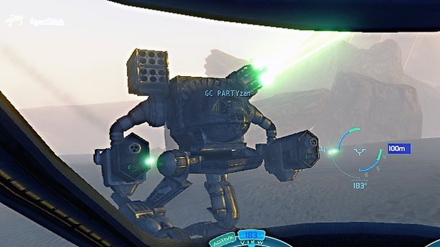 Spielszenen zu MechWarrior Living Legends im Video