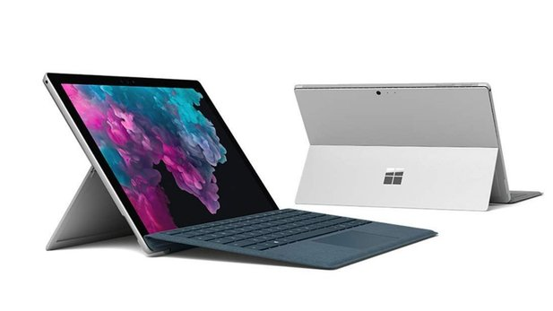 Microsoft Surface Pro 6: Notebook-Power im Tablet-Gewand.