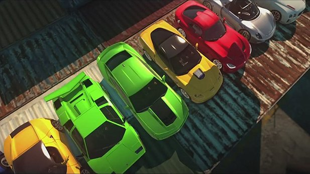 Multiplayer-Video Need for Speed. Most Wanted