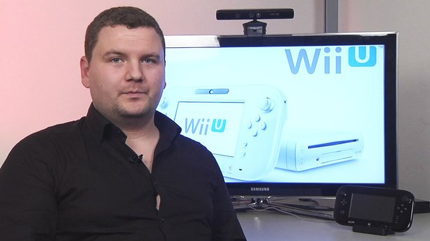 Nintendo Wii U - Die Hard- und Software im Video