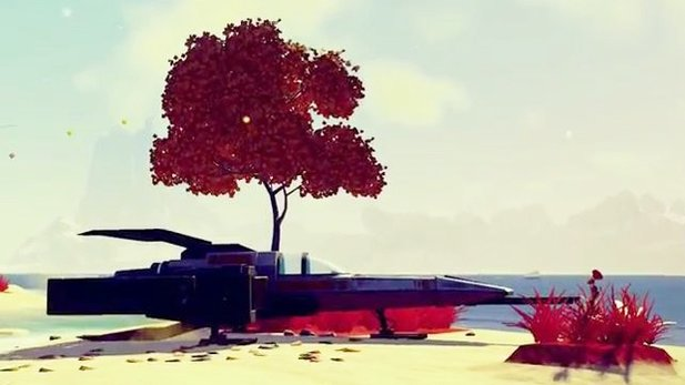 No Man's Sky - Ankündigungs-Trailer mit Gameplay-Szenen
