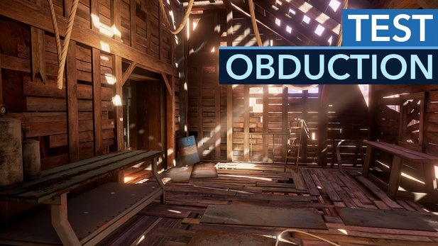 Obduction - Wie Myst, nur anders