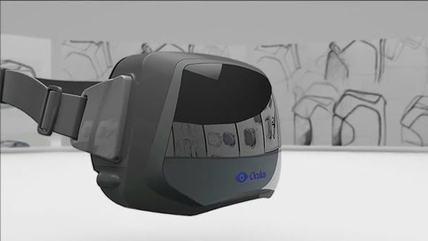 Kickstarter-Video zur VR-Brille Oculus Rift