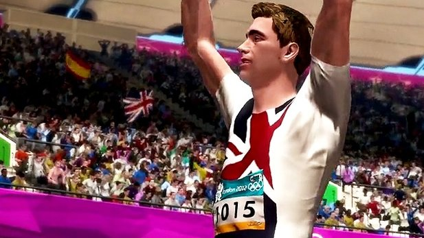 Olympische Spiele: London 2012 - Test-Video