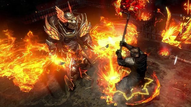 Path of Exile: Atlas of Worlds - Einige der 19 neuen Bosse im Gameplay-Trailer