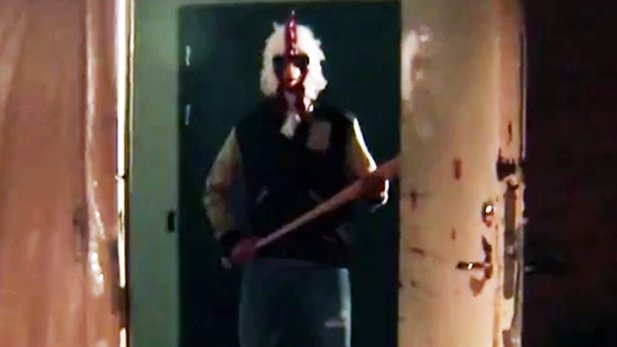 Payday 2 - Brutaler Live-Action-Trailer: »Hotline Miami«-DLC