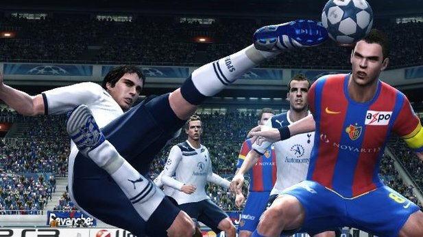 Test-Video zur PC-Version von Pro Evo 2011