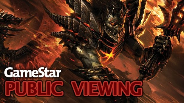 Public Viewing: WoW Cataclysm - Teil 1