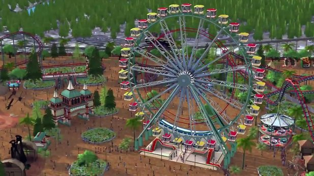 RollerCoaster Tycoon: World - Ankündigungs-Trailer