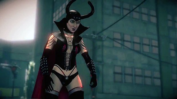»Enter the Dominatrix«-Trailer von Saints Row 4