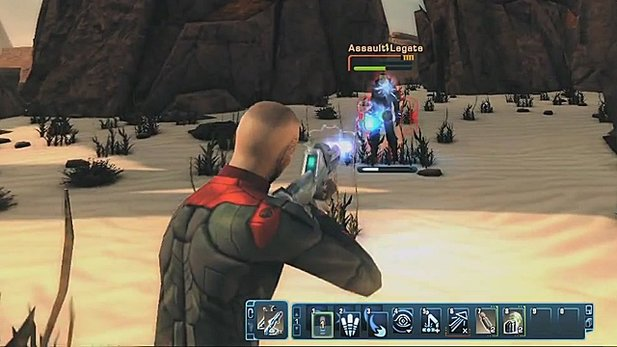Trailer zum Season-4-Update von Star Trek Online