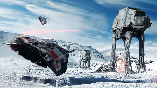 Star Wars: Battlefront - In-Engine-Trailer: So gut sieht Battlefront 3 aus