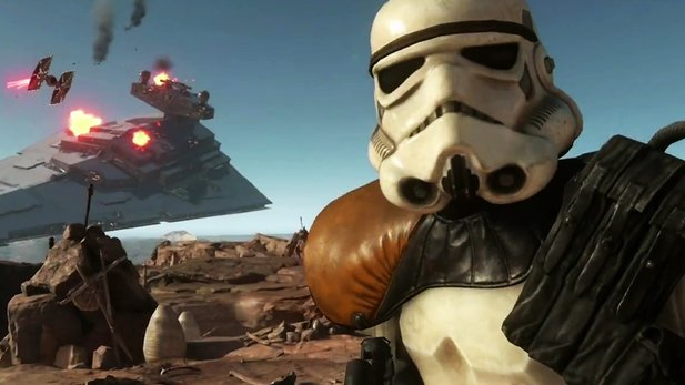 Star Wars: Battlefront - Entwickler-Video mit Gameplay-Szenen