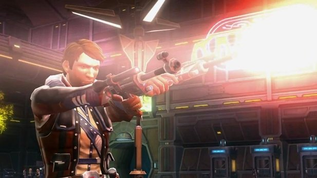 Schmuggler-Video von Star Wars: The Old Republic