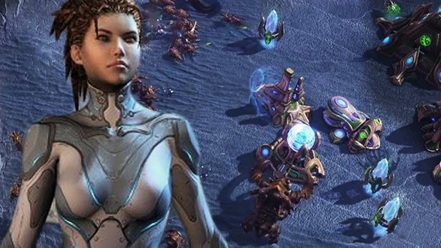 Starcraft 2: Heart of the Swarm - Beta angespielt