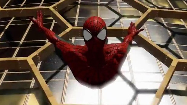 Ingame-Trailer von The Amazing Spider-Man 2