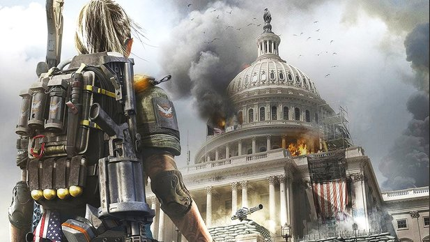 The Division 2 - 6 Minuten Gameplay mit Release-Datum, spielt in Washington D.C.