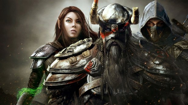 Test-Video von The Elder Scrolls Online