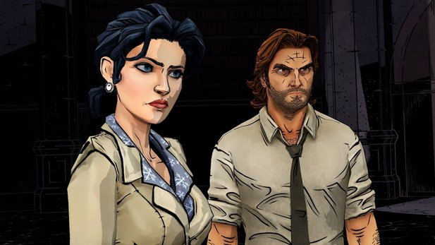The Wolf Among Us wird 2019 fortgesetzt.