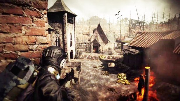 Umbrella Corps - Ingame-Trailer: So sieht der Multiplayer-Shooter aus