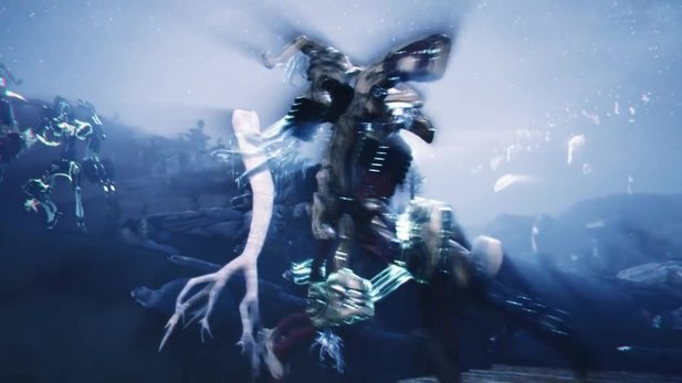 Warframe: Shrine of the Eidolon - Trailer zeigt die neuen Eidolon des Updates