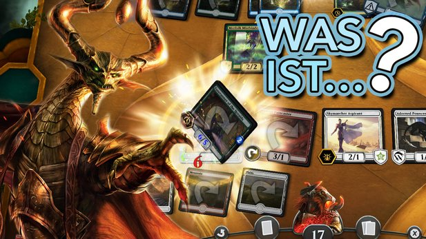 Was ist... Magic Arena? - Unser erstes Video aus der Closed Beta