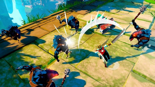Was ist ... Stories - The Path of Destinies? - Flottes Hack'n'Slay mit interessanter Erzählweise