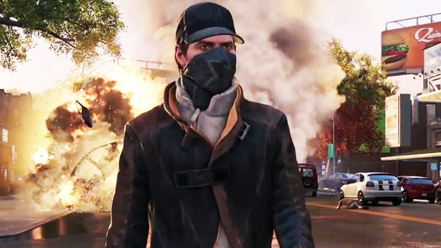 Launch-Trailer von Watch Dogs