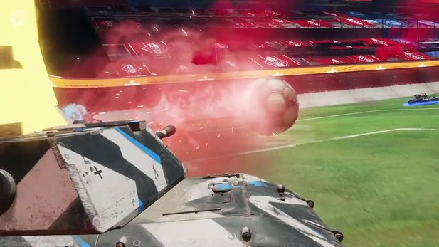 World of Tanks - Trailer zum WM-Modus »Panzer-Fußball« zeigt Gameplay wie in Rocket League