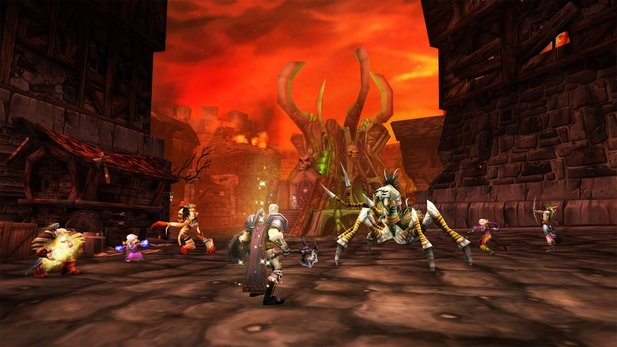 World of Warcraft: Classic erhält eine Beta.