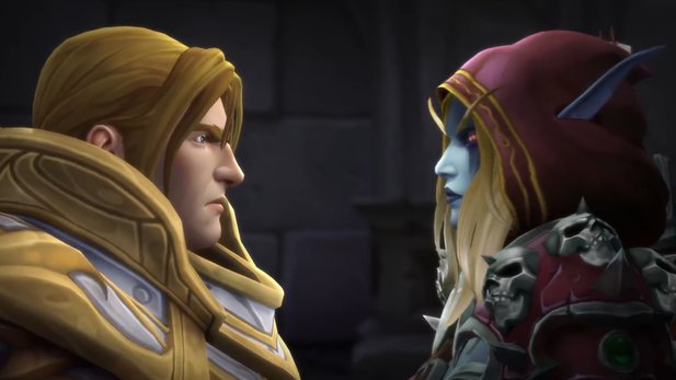 "WoW: Battle for Azeroth - Launch-Trailer ""Funke des Krieges"""